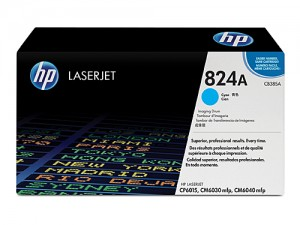 Genuine HP CB385A No.824A Cyan Drum - 35,000 pages
