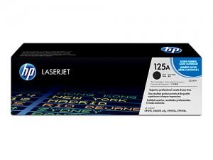 Genuine HP CB540A No.125A Black Toner Cartridge - 2,200 pages