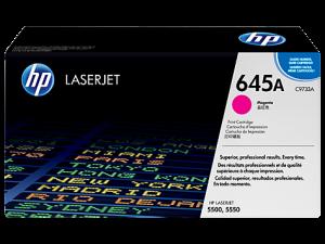 Genuine HP C9733A No.645A Magenta Toner Cartridge - 12,000 pages