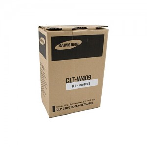 Genuine Samsung CLTW409S Waste Toner Bottle to suit CLP310 / CLP315 / CLX3170 / CLX3175 - Approx 5,000 pages