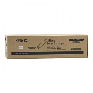 Genuine Xerox Phaser 7760 Black Toner Cartridge - 32,000 pages