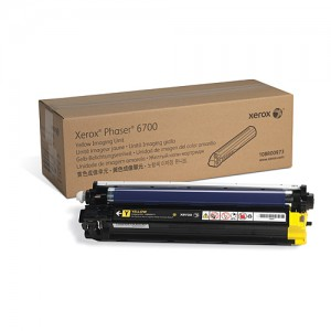 Genuine Xerox Phaser 6700dn Yellow Image Unit - 50,000 pages