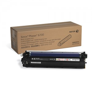Genuine Xerox Phaser 6700dn Black Image Unit - 50,000 pages