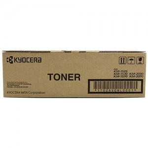 Genuine Kyocera KM-1525 / 1530 / 2030 Copier Toner - 12,000 pages