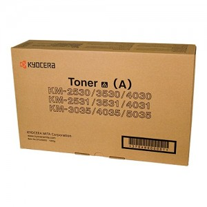 Genuine Kyocera KM-2530 / 2535 / 3035 / 3530 / 4030 / 4035 / 5035 Copier Toner - 32,000 pages