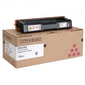 Genuine Ricoh SPC312 Magenta Toner Cartridge - 6,000 pages