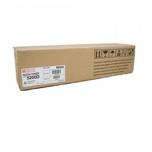 Genuine Ricoh SP5000DN Black Toner Cartridge - 25,000 pages
