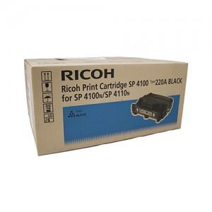 Genuine Ricoh Aficio SP4100 / SP4110N Toner Cartridge - 15,000 pages