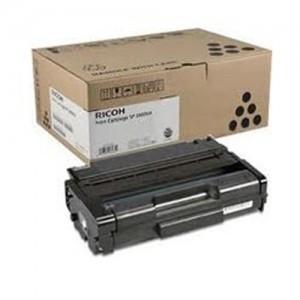 Genuine Ricoh SP3500XS Black Toner Cartridge - 6,400 pages