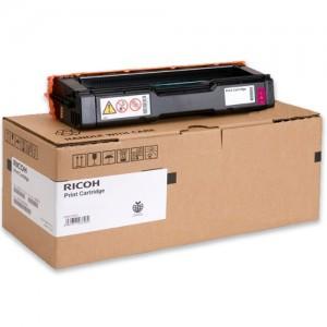 Genuine Ricoh SPC252 Magenta Toner Cartridge - 6,000 pages