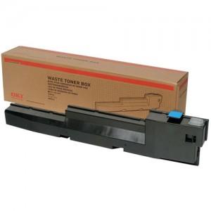 Genuine Oki C9600 Waste Toner Box