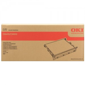 Genuine Oki C8600 Transfer Unit - 80,000 pages