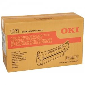 Genuine Oki C310DN / C330DN / 510DN / 530DN Fuser Unit - 60,000 pages