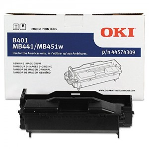 Genuine Oki MB451 Drum Cartridge - 25,000 pages
