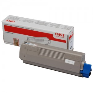 Genuine Oki MB451 High Yield Black Toner Cartridge - 2,500 pages