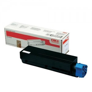 Genuine Oki B432 HY Black Toner Cartridge - 7,000 pages