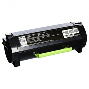 Genuine Lexmark 503H HY Black Toner - 5,000 pages