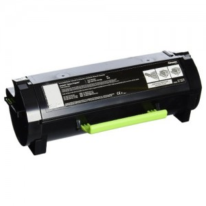 Genuine Lexmark 603H HY Black Toner - 10,000 pages