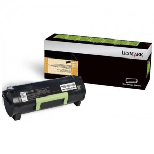 Genuine Lexmark 623H HY Black Toner - 25,000 pages
