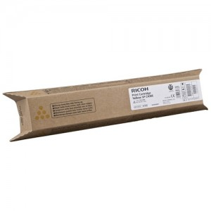 Genuine Ricoh SPC430DN Yellow Toner - 24,000 pages