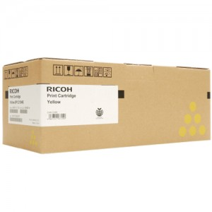 Genuine Ricoh SPC435DN Yellow Toner - 13,000 pages