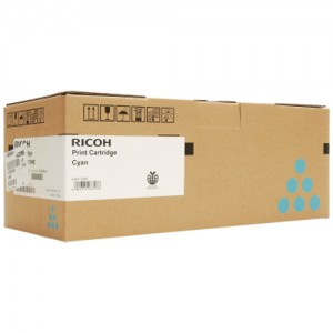 Genuine Ricoh SPC435DN Cyan Toner - 13,000 pages