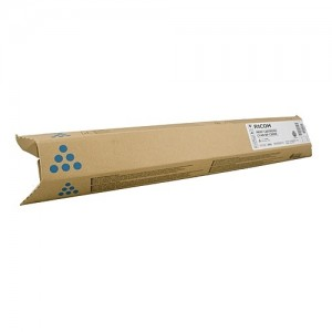 Genuine Ricoh MPC 2500 / 3000 Cyan Toner Cartridge - 15,000 pages