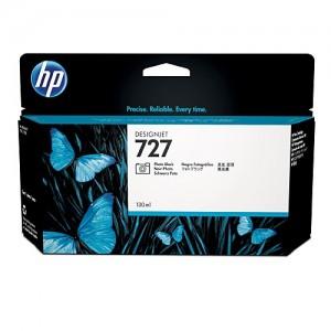 Genuine HP #727 130ml Photo Black Ink Cartridge -