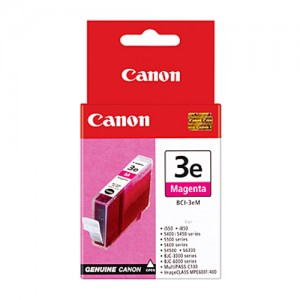 Genuine Canon BCI-3eM Magenta Ink tank  - 280 pages