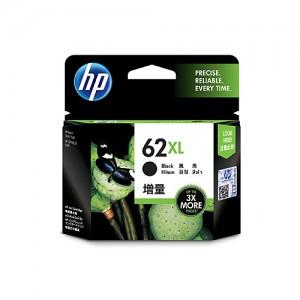 Genuine HP #62XL Black Ink Cartridge - 600 pages