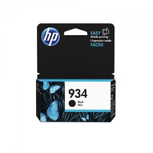 Genuine HP #934 Black Ink C2P19AA - 400 pages