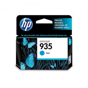 Genuine HP #935 Cyan Ink C2P20AA - 400 pages