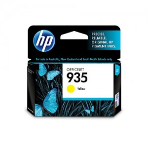 Genuine HP #935 Yellow Ink C2P22AA - 400 pages