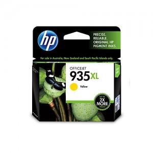 Genuine HP #935 Yellow XL Ink C2P26AA
