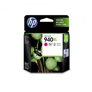 Genuine HP #940XL Magenta High Yield Ink Cartridge - 1,400 pages