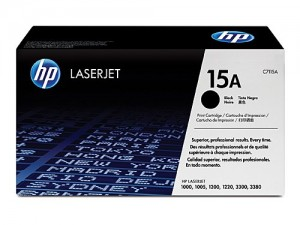 Genuine HP C7115A No.15A Toner Cartridge - 2,500 pages