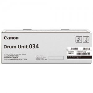 Genuine Canon CART034 Black Drum Unit - 32,500 pages