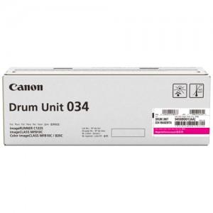Genuine Canon CART034 Magenta Drum Unit - 34,000 pages