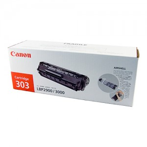 Genuine Canon CART-303 Toner Cartridge - 2,000 pages (Q2612A Equivalent)