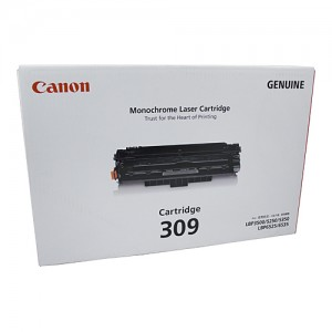 Genuine Canon CART-309 Toner Cartridge - 12,000 pages