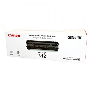 Genuine Canon CART-312 Toner Cartridge - 1,500 pages