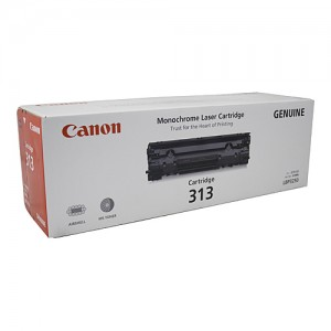 Genuine Canon CART-313 Toner Cartridge - 2,000 pages