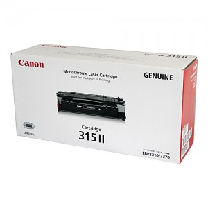 Genuine Canon CART-315II Toner Cartridge - 7,000 pages