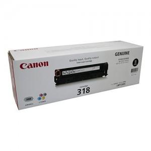 Genuine Canon CART318 Black Toner Cartridge - 3,100 pages