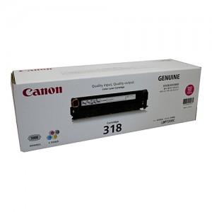 Genuine Canon CART318 Magenta Toner Cartridge - 2,400 pages