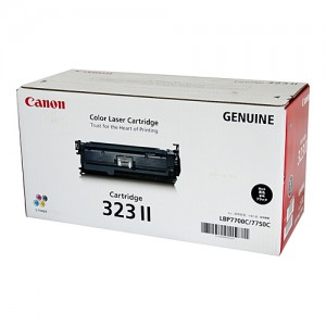 Genuine Canon CART323 Black High Yield Toner Cartridge - 10,000 pages