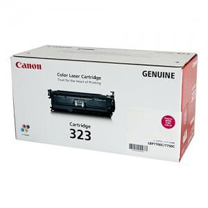 Genuine Canon CART323 Magenta Toner Cartridge - 8,500 pages