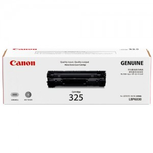 Genuine Canon CART-325 Toner Cartridge - 1,600 pages