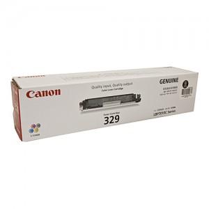Genuine Canon CART329 Black Toner Cartridge - 1,200 pages