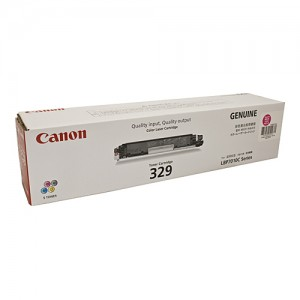Genuine Canon CART329 Magenta Toner Cartridge - 1,000 pages